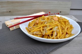 Chicken Shanghai Noodles
