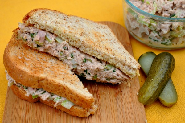 Crunchy Tuna Spread