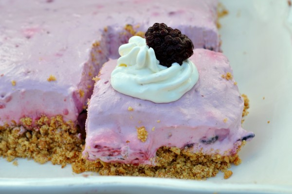No-Bake Berry Cheese Cake Recipe